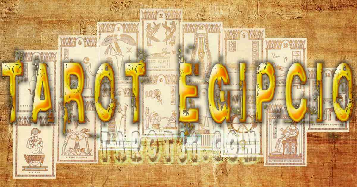 ägyptisches Tarot Orakel
