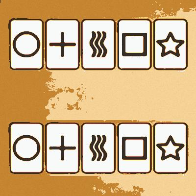Zener Karten Test